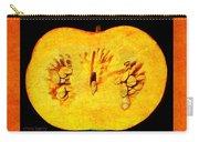 Pumpkin Half Carry-all Pouch