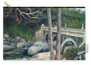 Pumpkin Hollow Bridge Carry-all Pouch