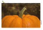 Pumpkin Macro 4 A Carry-all Pouch