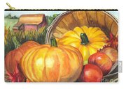 Pumpkin Pickin Carry-all Pouch by Carol Wisniewski