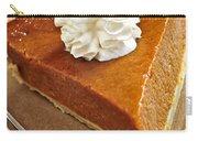 Pumpkin Pie Carry-all Pouch