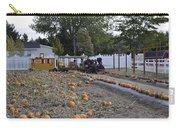 Pumpkin Train Carry-all Pouch