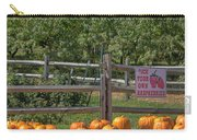 Pumpkins On The Farm Carry-all Pouch