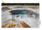 Punch Bowl Spring In Yellowstone Carry-all Pouch