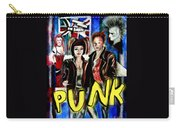 Punk Style Carry-all Pouch