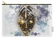Punu Prosperity Mask Carry-all Pouch