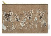 Puppy Brigade Carry-all Pouch