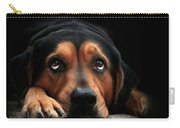 Puppy Dog Eyes Carry-all Pouch