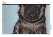 Puppy - German Shepherd Carry-all Pouch