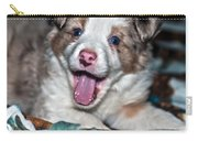 Puppy Laughter Carry-all Pouch