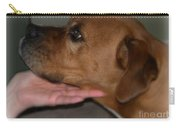 Puppy Loyalty Carry-all Pouch