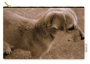 Cute Puppy Carry-all Pouch