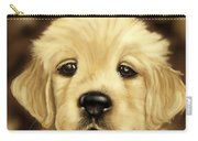 Puppy Carry-all Pouch by Veronica Minozzi