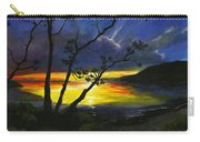 Purdy Sunset Carry-all Pouch