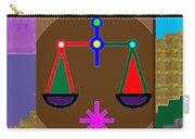 Pure Decoration Zodiac Symbol Art Carry-all Pouch