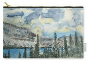 Pure North - Bow Lake Alberta Carry-all Pouch