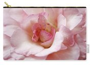 Pure Rose Carry-all Pouch
