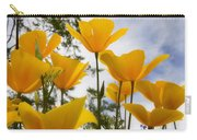 Purely Poppies  Carry-all Pouch