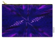 Purl In Purple Carry-all Pouch