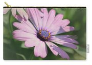 Purple African Daisy Carry-all Pouch