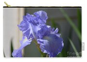 Purple Beauty Iris Carry-all Pouch