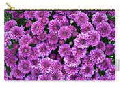 Purple Blanket Carry-all Pouch
