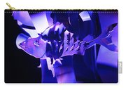 Purple Blue Fish...   # Carry-all Pouch