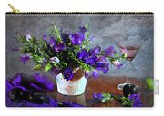 Purple Blues Carry-all Pouch