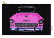 Purple Chevy Pop Art Carry-all Pouch