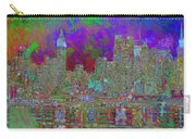 Purple City Garden Carry-all Pouch