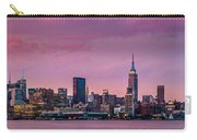 Purple City Carry-all Pouch