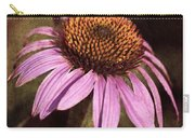 Purple Cone Flower II Carry-all Pouch