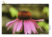 Purple Coneflower - Single Carry-all Pouch