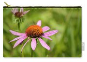 Purple Coneflower 8732 Carry-all Pouch