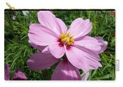 Purple Cosmos Carry-all Pouch