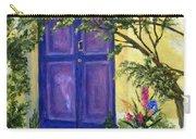 Purple Door Carry-all Pouch