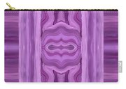 Purple Dreams Pattern Carry-all Pouch