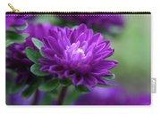Purple Escape  Carry-all Pouch