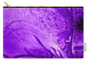 Purple Expectations Carry-all Pouch
