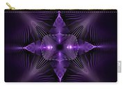 Purple Fingerz Carry-all Pouch