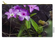 Purple Flower At Enchanted Rock Carry-all Pouch
