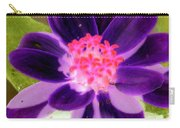 Purple Flower - Photopower 257 Carry-all Pouch
