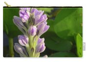 Purple Flowers In The Pantanal Carry-all Pouch