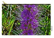 Purple Fringe On Bald Mountain In Ketchum-idaho Carry-all Pouch