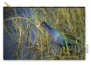 Purple Gallinule 2 Carry-all Pouch