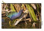 Purple Gallinule 3 Carry-all Pouch