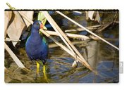 Purple Gallinule 4 Carry-all Pouch