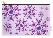 Purple Gems Carry-all Pouch