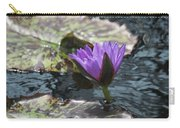Purple Glory Carry-all Pouch