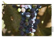 Purple Grapes Carry-all Pouch